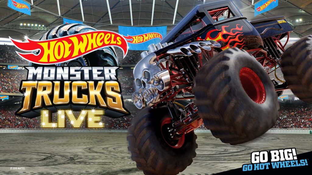 Hot Wheels Monster Trucks Live Experience Edinburg